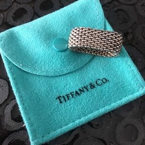 Tiffany & Company Mesh Ring